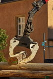 Bois de construction faisant l'équipement Image libre de droits