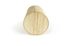 bois de cylindre de bloc Images stock