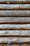 bois de frontière de sécurité Photos stock
