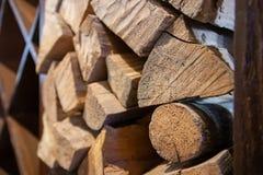 Bois de noix photo libre de droits