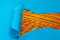 Bois de papier photos stock
