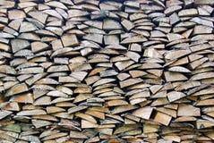 bois de pile images stock