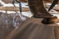 Bois de santal à aromatiser photos libres de droits