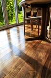 bois dur d'étage Photographie stock
