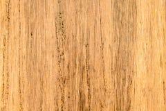 Bois en bambou texturisé de plan rapproché Photographie stock libre de droits