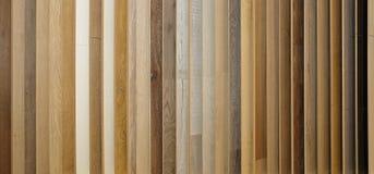 Bois en stratifié de plancher Image stock