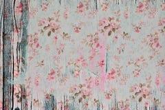 Bois floral Image libre de droits