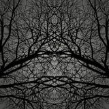 Bois foncé Illustration de Vecteur