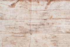 Bois léger de fond Fond en bois Planches en bois rugueuses Photo libre de droits