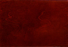 Bois, Redish lisse Image stock