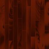 Bois rouge Image libre de droits