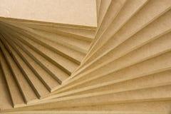 bois réutilisé Image stock