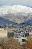 Boise Idaho Foothills 13 Arkivfoto