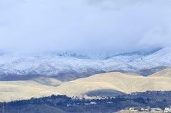 Boise Idaho Foothills 2 Royalty Free Stock Photos