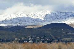 Boise Idaho pogórza 9 zdjęcia royalty free
