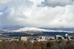 Boise Idaho pogórza 11 fotografia stock