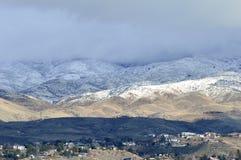 Boise Idaho pogórza 4 fotografia royalty free
