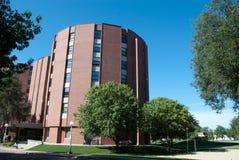 Boise-Landesuniversität lizenzfreie stockbilder