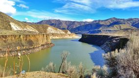 Boise rzeka Fotografia Stock