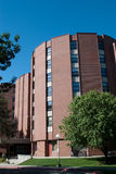 Boise State University. Photo of Boise State University campus housing building architecture Royalty Free Stock Images