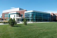 Boise State University. Photo of Boise State University campus  building architecture Royalty Free Stock Photo