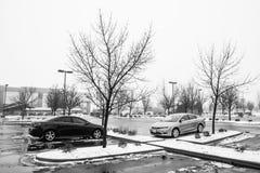 Boise Town, Idaho Lizenzfreies Stockbild
