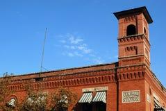 Boise van de binnenstad Stock Foto's