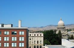 Boise van de binnenstad Royalty-vrije Stock Afbeeldingen
