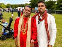 Boishakhi Mela - 2019 - Λονδίνο στοκ φωτογραφίες με δικαίωμα ελεύθερης χρήσης