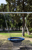 Boisko dla dzieci w parku Obrazy Royalty Free