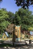 Boisko dla dzieci w parku Obrazy Stock