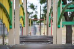 Boisko dla małych dzieci, rekreacyjni udostępnienia Zdjęcia Stock