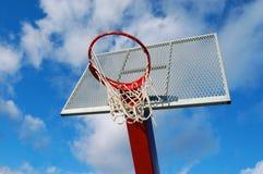 boisko do koszykówki Obraz Stock