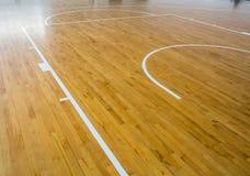 boisko do koszykówki Obrazy Royalty Free