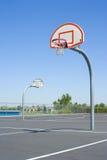 boisko do koszykówki Zdjęcie Stock