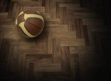 boisko do koszykówki jeżeli ilustracja Fotografia Royalty Free