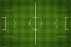 Boisko do piłki nożnej Obrazy Stock