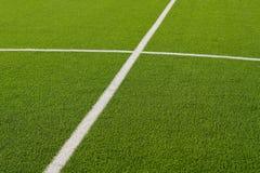 Boisko do piłki nożnej Fotografia Royalty Free