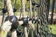 Boisko dzieciaka parka huśtawki gym obruszenia zabawy pojęcie Obraz Stock