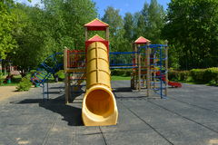 Boisko outdoors Zdjęcie Royalty Free