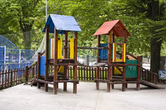 Boisko park Fotografia Royalty Free
