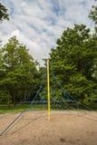 Boisko w parku zdjęcia royalty free