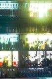 Boisson alcoolisée de barre Image libre de droits