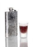 boisson alcoolisée figée Photo libre de droits