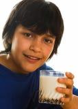 Boisson blanche Photos libres de droits
