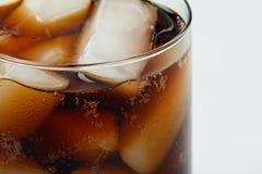 Boisson carbonatée de kola Photographie stock libre de droits