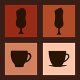 Boisson délicieuse de thé illustration libre de droits