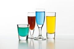 Boisson d'alcool photographie stock