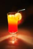 Boisson d'orange et de citron de Fresch image stock