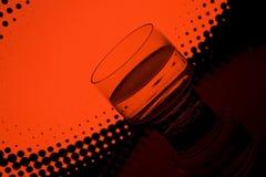 Boisson dans la boîte de nuit photographie stock libre de droits